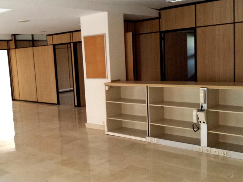 Alquiler Oficina c/ Ermitagaña 11, entreplanta foto 3